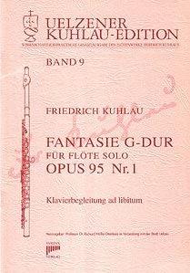 Syrinx Nr. 117 Friedrich Kuhlau Fantasie G-Dur op.95,1