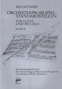 Syrinx Nr. 57a Orchesterprobespiel-Standardstellen Band 2