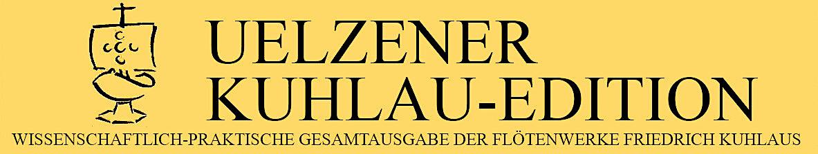 Kuhlau Edition Friedrich Kuhlau