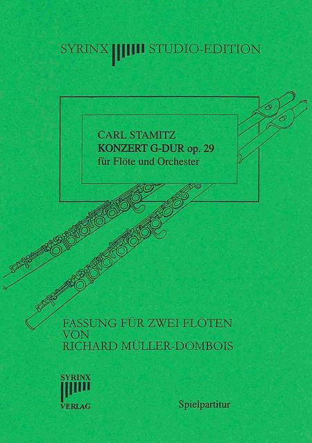 Syrinx Nr. 67 / C. Stamitz Konzert G-Dur op. 29 (2 Flöten)