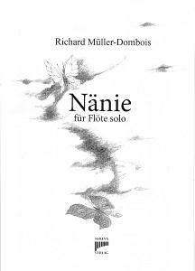 Syrinx Nr. 194 Richard Müller-Dombois Nänie